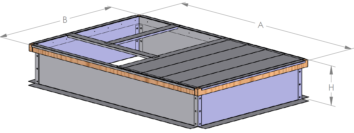 BOLTED_ROOF_CURB_2 Sc 1 St AATS Inc. Image Number 5 Of Curb Roof ...